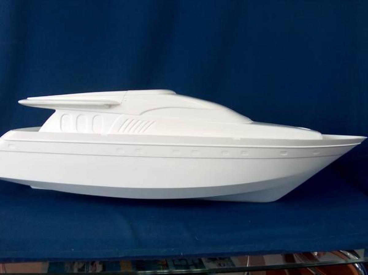 Корпус за Яхта Princess №41.00.00 by Квалитет Спорт